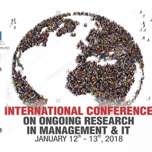 INCON-XIII January 12-13, 2018 at ASM Group of Institutes, Pune, India
