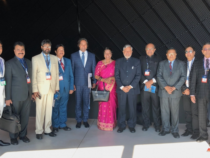 A grand success of Poland -India Forum during EEC in Katowice