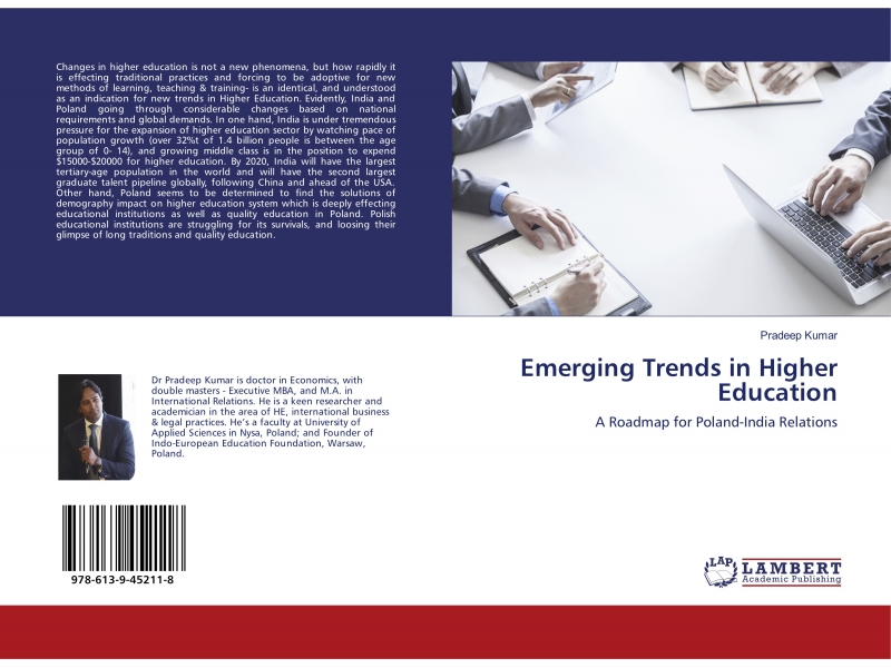 Emerging Trends in Higher Education A Roadmap for Poland-India Relations