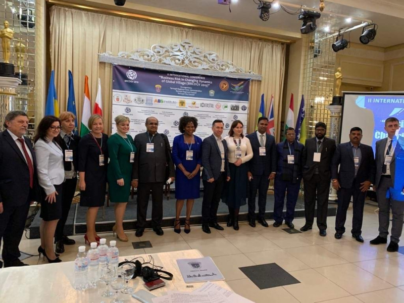A grand succes of BRCDGV-2019, Ternopil, Ukraine