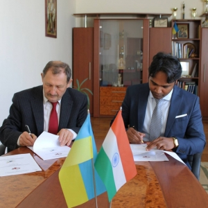 India - Ukraine new partnership