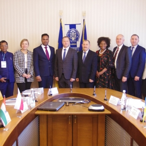 Building new ties with Ternopil Regional State Administration